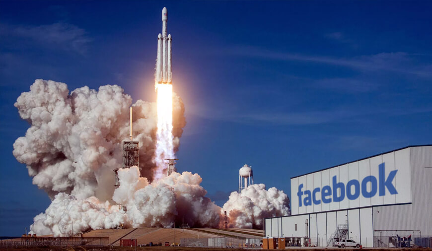 Facebook Planning To launch Its Own Internet Satellite