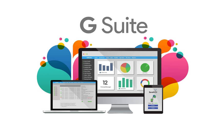 Google G Suite Gets New Security, Messaging And Other Tools Including AI Assistance