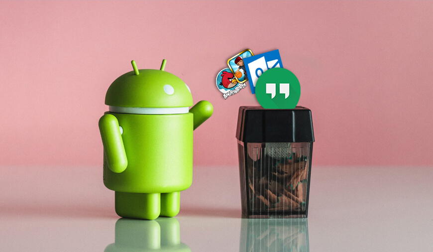 How To Delete Android Apps On Your Device