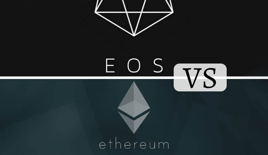 EOS vs Ethereum Battle: Can We Predict The Winner?