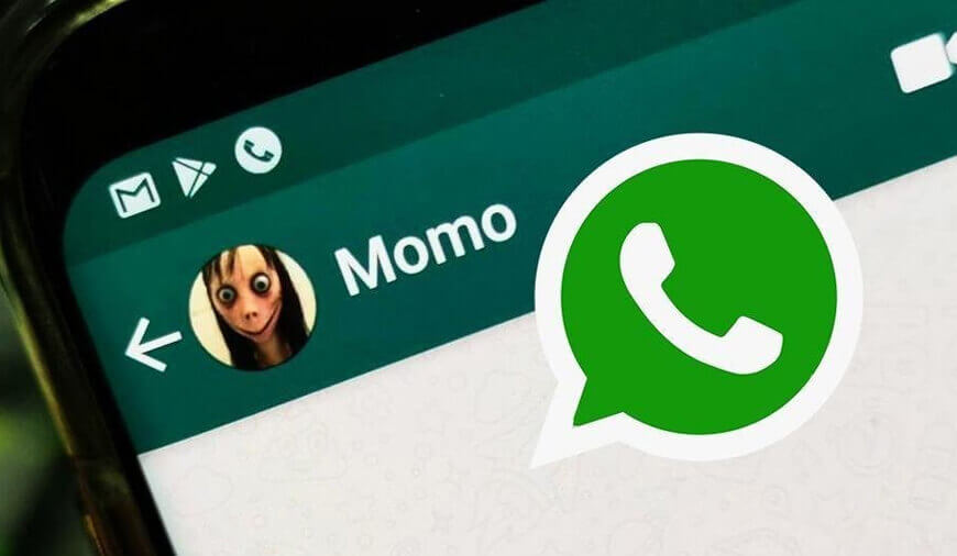 Creepy \'Momo, WhatsApp Suicide Game\' Targeting The Kids Via Minecraft