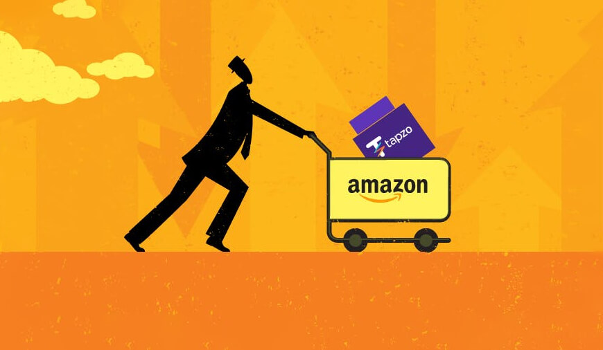 https://dk2dyle8k4h9a.cloudfront.net/Amazon Pay Strengthens Its Digital Payment Presence With Acquisition of Tapzo