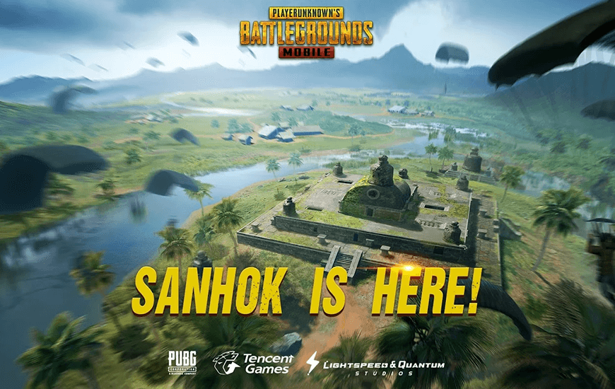 Everything You Want To Know About The New PUBG Mobile Update Sanhok