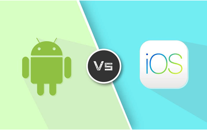Android Vs. iOS : Which OS Scores Over The Other