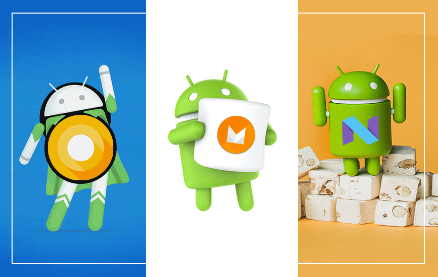 From Marshmallow To Oreo: What Has Changed In Android?