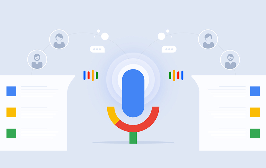 Google's new Voice Access app lets you control your Android phone hands