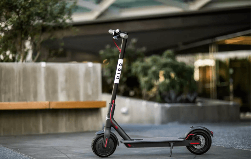 Another Uber Head Employee Joins Electric Scooter Startup Bird