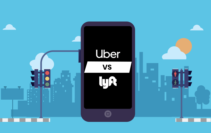 Which one is better between Uber and Lyft? | MobileAppDaily