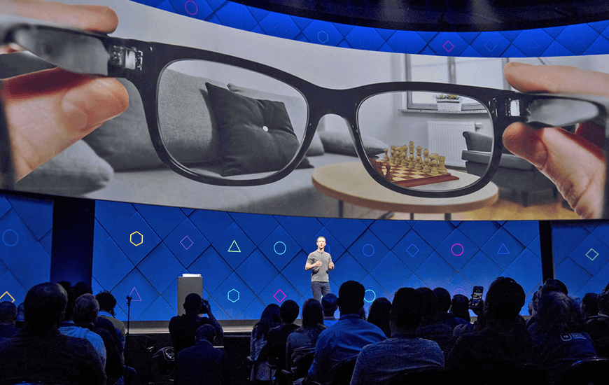 Yes! Facebook Is Working On AR Glasses