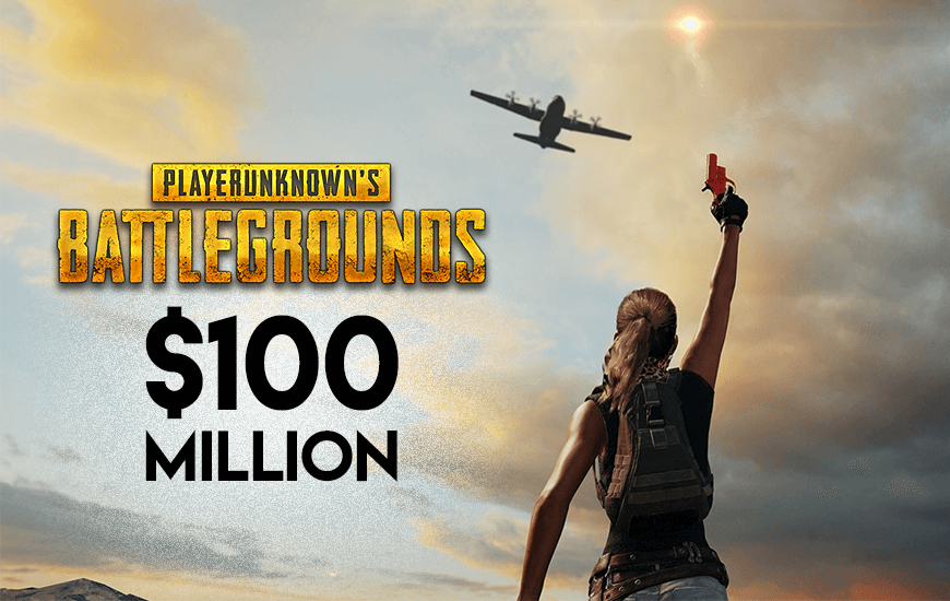 PUBG Mobile Revenue Crosses $100 Million Mark