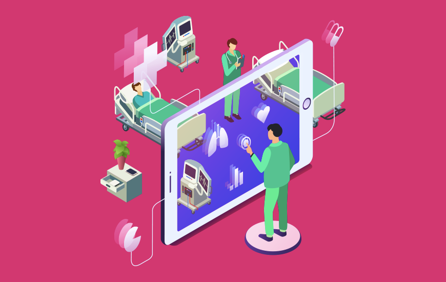 On-Demand Healthcare Mobile Apps