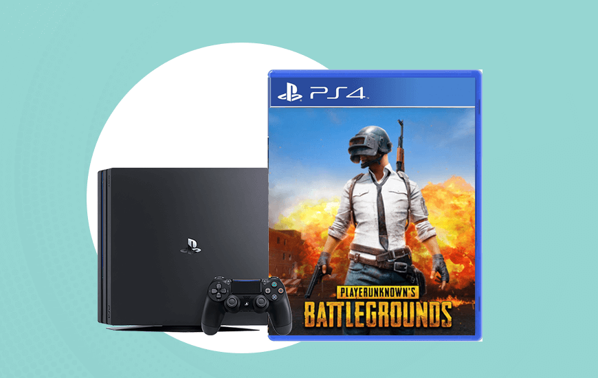 ps4 playerunknowns battlegrounds pubg