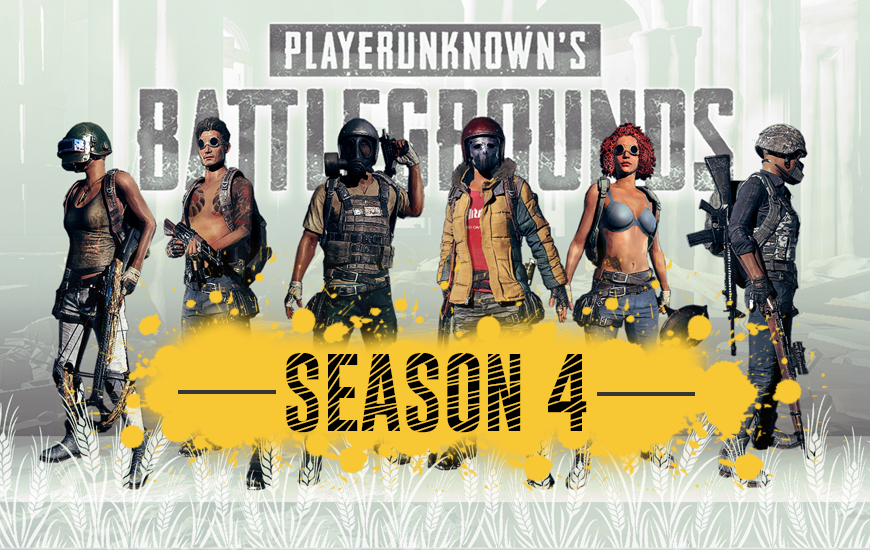 PUBG Mobile Season 4: Everything About The New PUBG Update