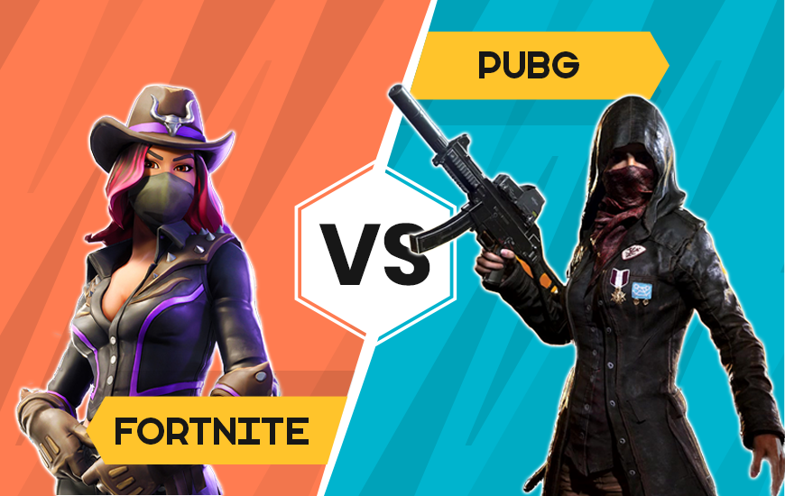 PUBG vs Fortnite: Which Of The Battle Royale Big Hitters Is Best For Mobile?