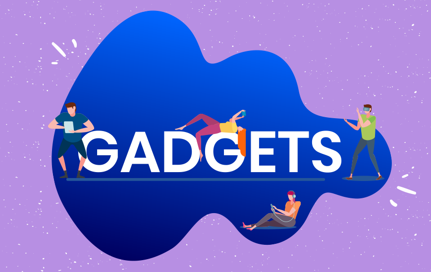 6 Incredible Tech-Gadgets for Every Tech Lover