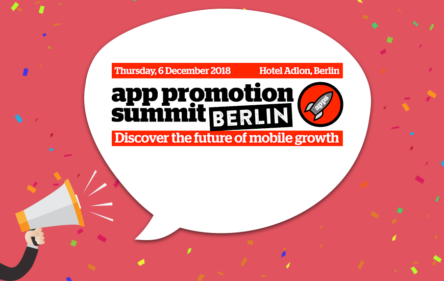 Everything About The App Promotion Summit Berlin 2018