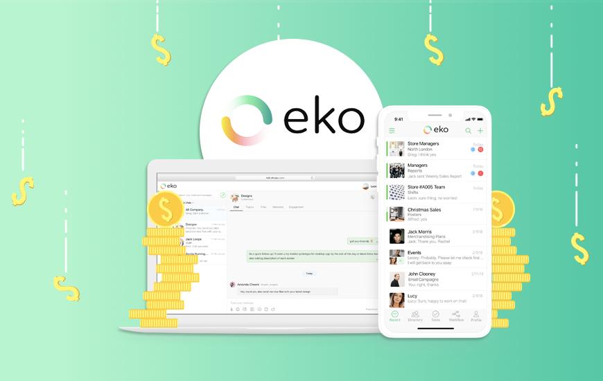 Eko App Secures $20M In Series B Funding