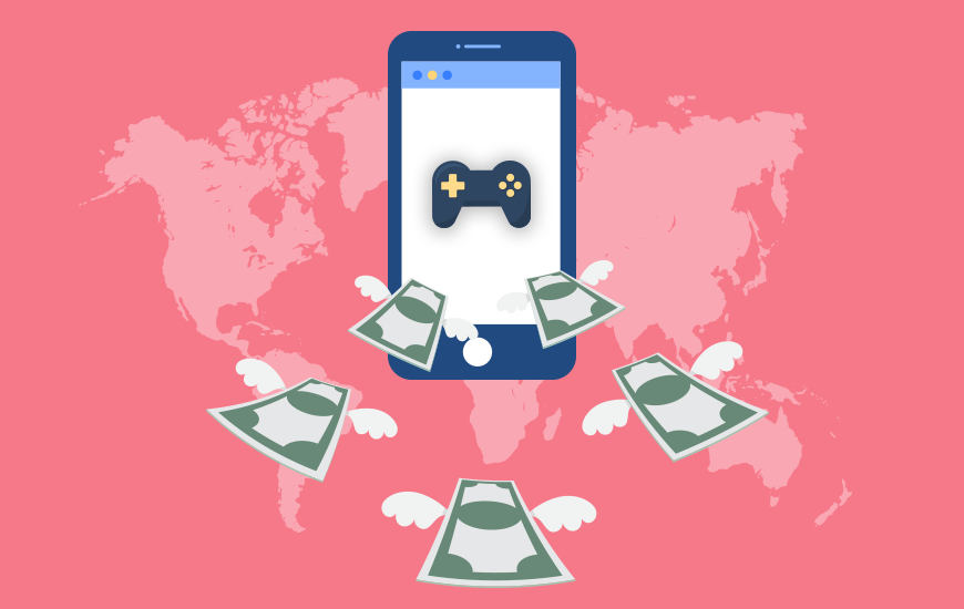 https://dk2dyle8k4h9a.cloudfront.net/Mobile Gaming App Revenue: Present Market Share And Factors Impacting It