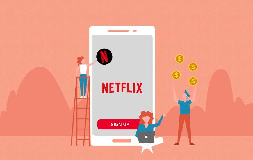 How Much Does It Cost To Develop An App Like Netflix In 2019?
