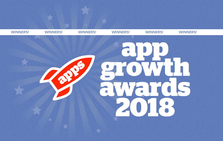 App Growth Awards - MobileAppDaily