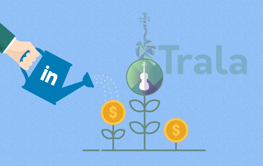 Trala Raises $1.29M From LinkedIn And Origin