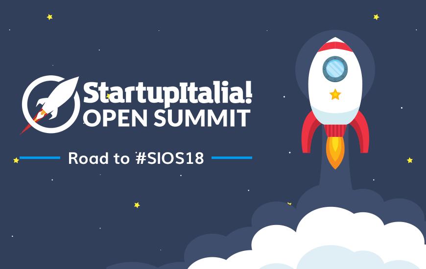 StartupItalia Open Summit 2018