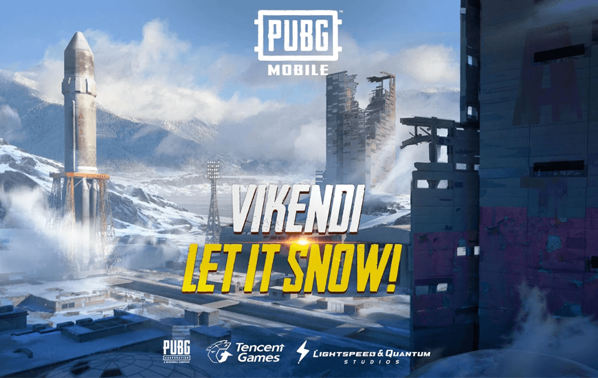 PUBG Mobile Update 0.10.0 With Vikendi Snow Map