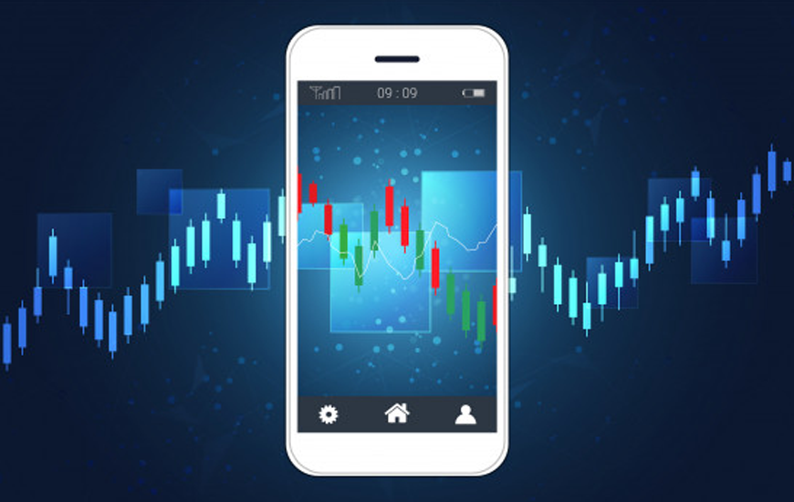 mobile trading application features