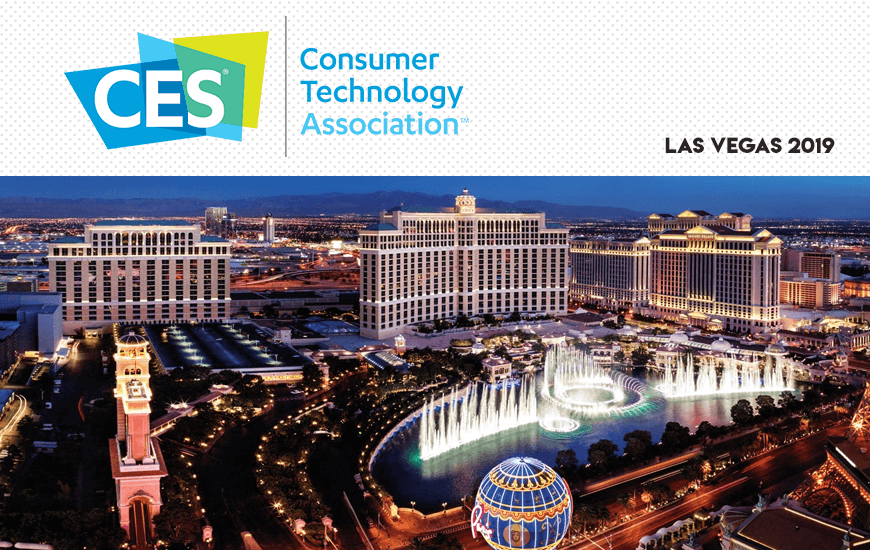 CES Las Vegas 2019: Global Stage For Innovation