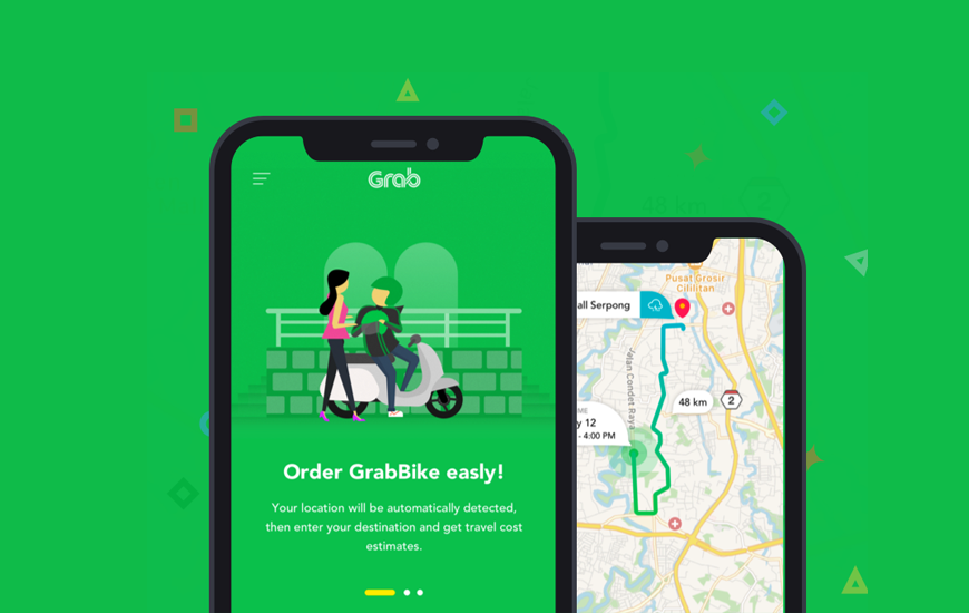 Grab Aims $5B to Keep Up With Asia's Ride-Hailing Services