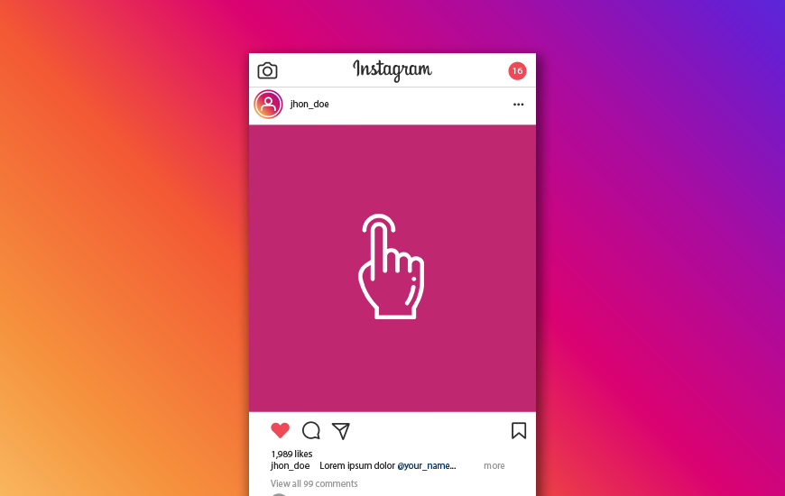 Instagram Accidentally Rolled Out Tap-To Advance Feed Feature