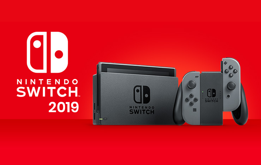Nintendo Switch To Top The Console List In 2019