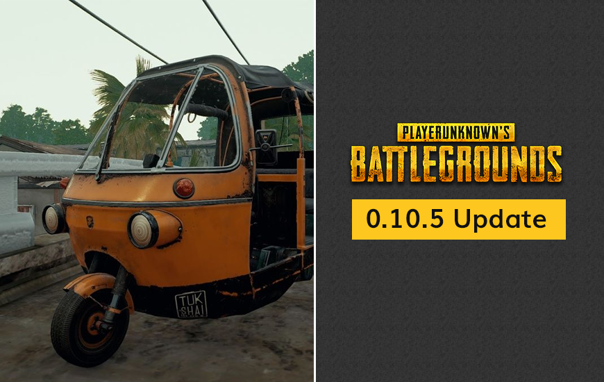 https://dk2dyle8k4h9a.cloudfront.net/PUBG 0.10.5 Update To Add New Weapons And Vehicles