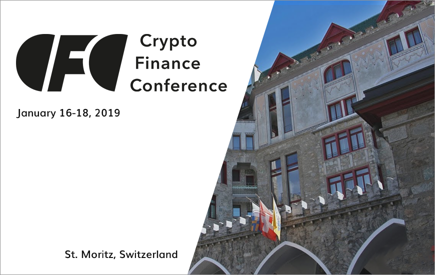 Crypto Finance Conference 2019