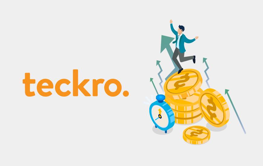 Software Platform Teckro Gets $25M Funding In Series C Round