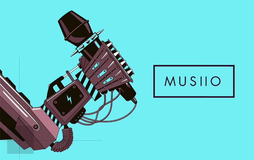 Musiio funding round