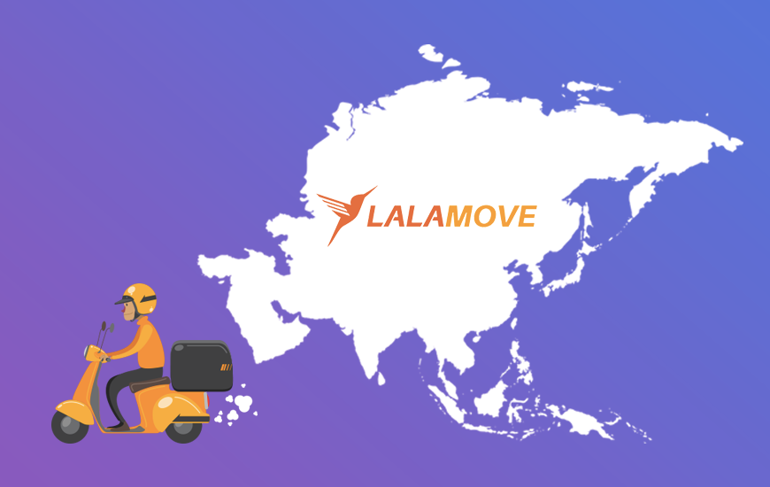 Logistic Player Lalamove Seals $300 M For Expansion In Asia
