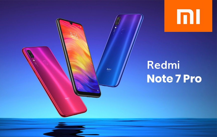 Redmi Note 7 And Note 7 Pro Launched With Excellent Specifications In India