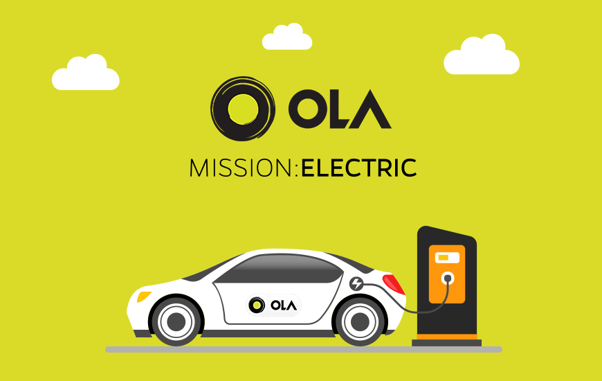 Ola Electric Raised $56M Funding In Series A Funding