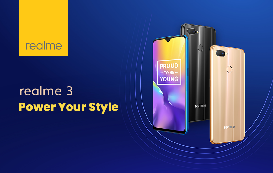 Realme 3 Launched In India: Realme 3 Price, Specs, And Features