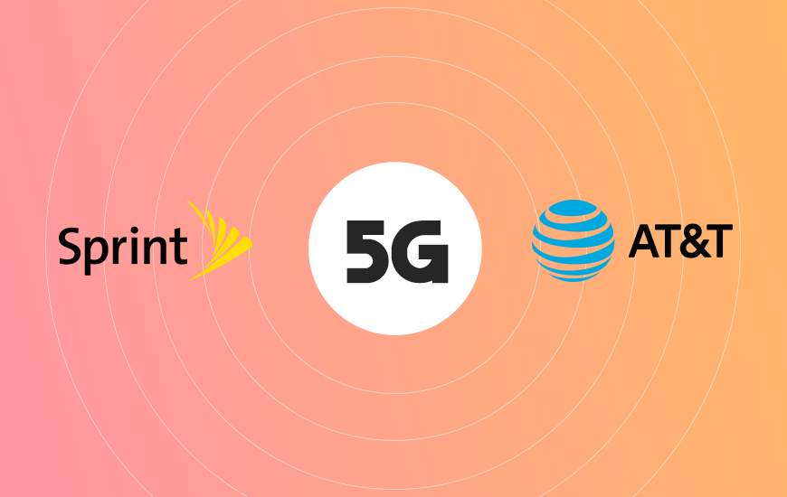 Sprint Posts A Full-Page NYT Ad Against AT&T Fake 5G Service