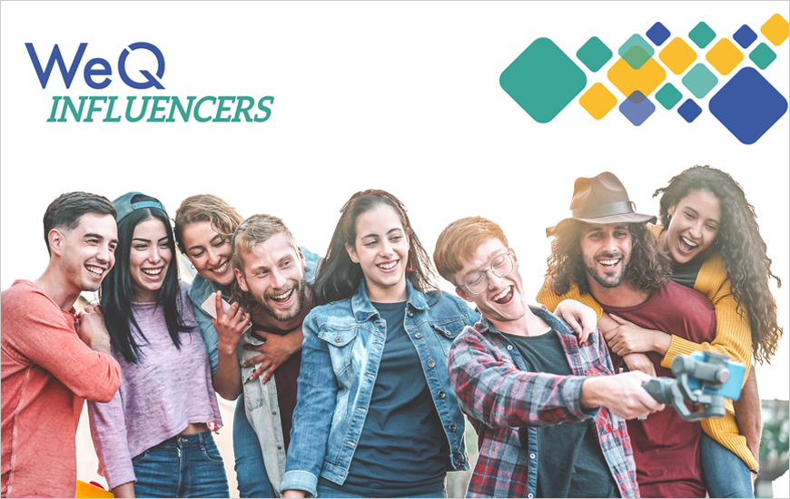 WeQ Launches WeQ INFLUENCERS Agency To Cater Influencer Marketing
