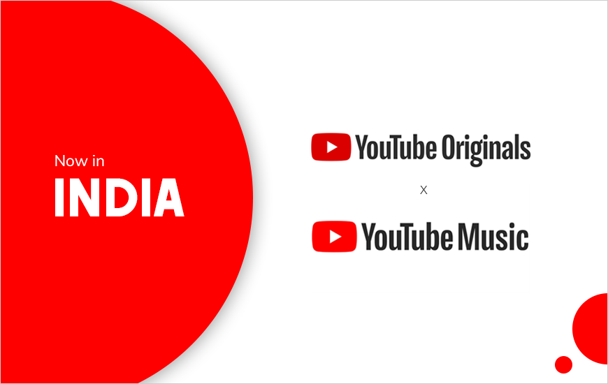 YouTube Music and YouTube Premium Goes Live In India