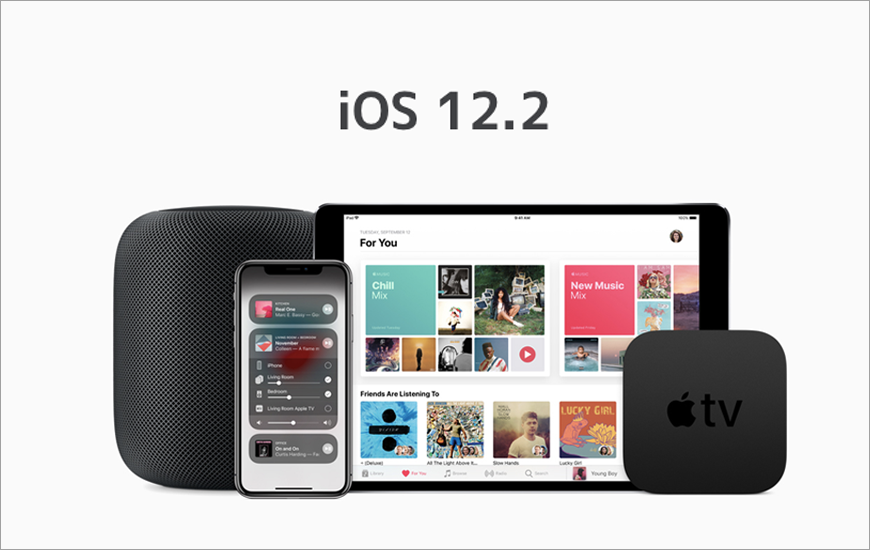 Apple iOS 12.2 Update Is Out With Features Like Apple News Plus, And More