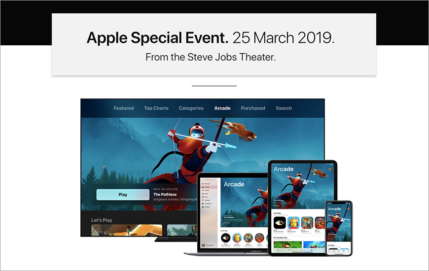 Apple March 25 Event: Here\'s Everything You Need To Know
