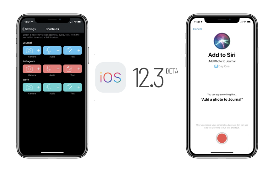 Apple Rolls Out First iOS 12.3 Developer Beta
