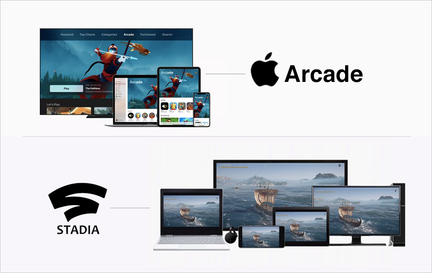 Google Stadia vs. Apple Arcade: Which Is Better?
