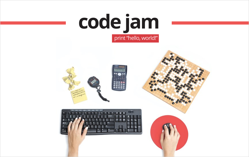 Google Code Jam 2019: Register For Online Programming Competition