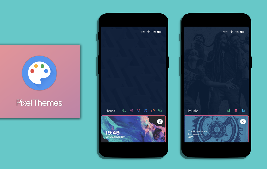 Pixel Themes App In Android Q To Add More Punch In Google Pixel Devices