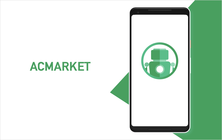 Download And Use ACMarket App